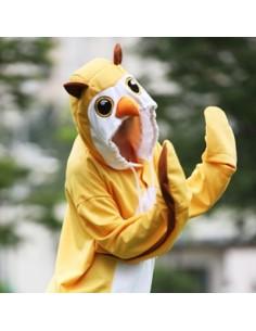 [PJA105] Animal Pajamas - Eagle Owl