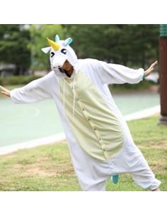 [PJA110] Animal Pajamas - Mint Unicorn
