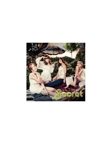 Secret 2nd Single Album CD + Poster