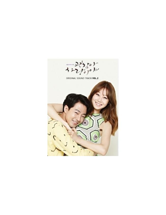 SBS Drama O.S.T - It's Okay, That's Love OST Vol.2