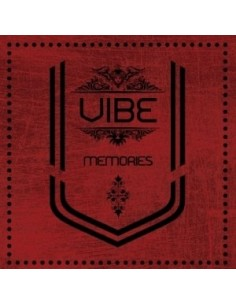 Vibe Album - MEMORIES - 2CD