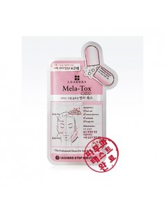 [Leaders] STEP SOLUTION MELA-TOX MASK SET ( 5Sheets )
