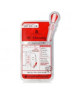 [Leaders] STEP SOLUTION AC-DRESING MASK SET ( 5Sheets )