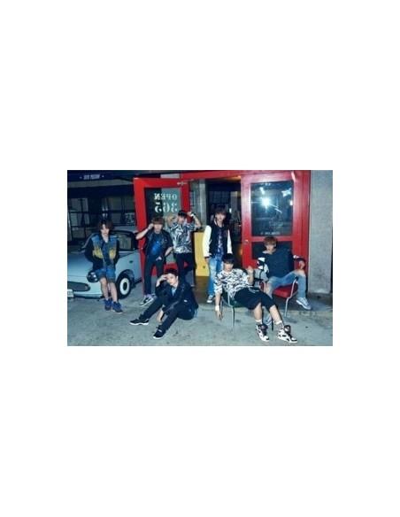 BTOB 5th Mini Album - Move CD + Poster