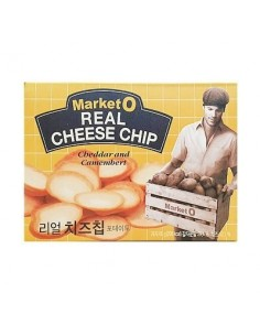 ORION Market O Real Cheese Chip Potato 60g