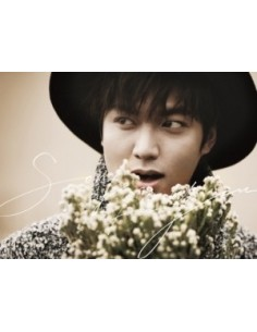 LEE MIN HO Album - 노래할게 ( I will Sing) CD