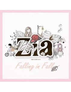Zia Mini Album - Falling In Fall CD + Poster