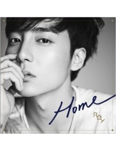 Roy Kim 2nd Album - Home CD + Poster