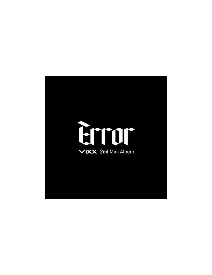 VIXX 2nd Mini Album - ERROR CD + Poster