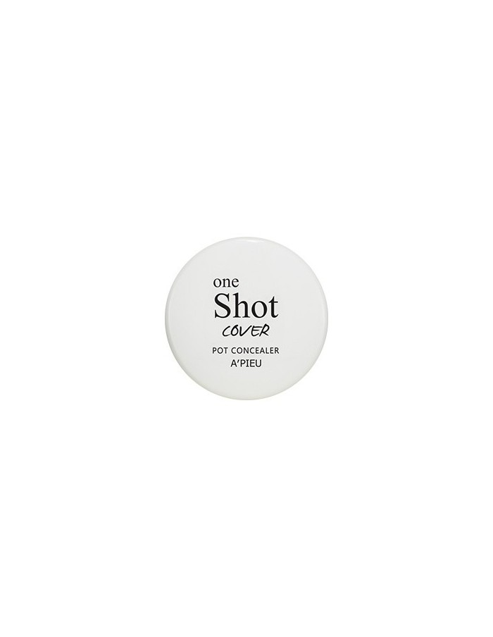 [A'PIEU] One Shot Cover Pot Concealer 3g ( 2Colors )