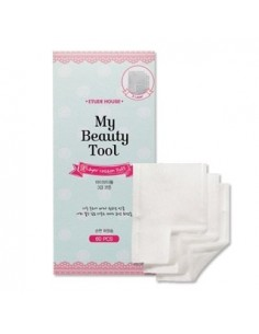 [Etude House] My Beauty Tool 3 Layer Cotton Puff 60pcs