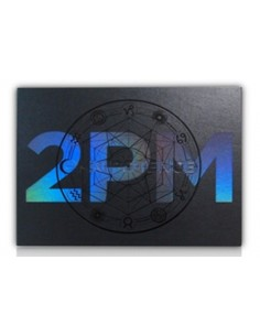 [Photobook] 2PM PHOTOBOOK - OMNIPOTENCE