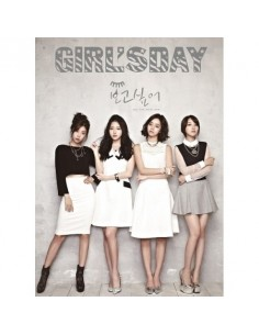 GIRL'S DAY - KIHNO ALBUM - 보고싶어 ( I miss you)