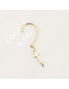 [BL12] BLOCK-B Cross Ear Cuff