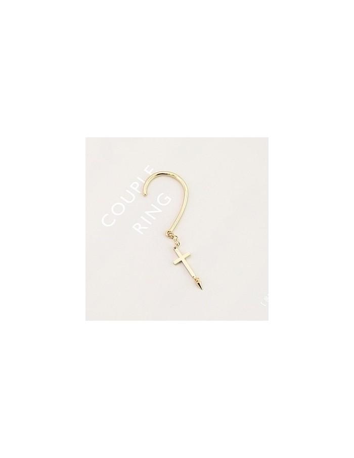 [BL12] BLOCK-B Cross Ear Cuff