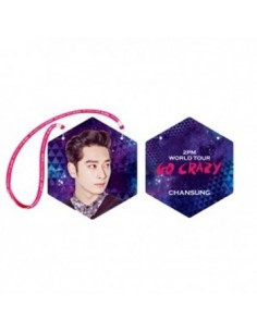 [JYP Official Goods] 2PM 2014 World Tour Concert 'Go Crazy' - Hanging Image Picket