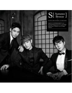 S - Autumn Breeze CD + Poster  - Kangta , Leejihoon, Shinheysung