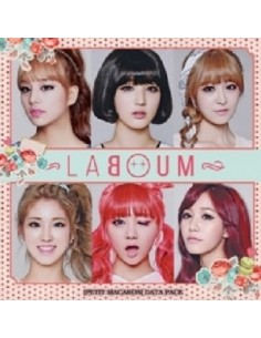 LABOUM - PETIT MACARON - DATA PACK CD