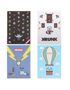 [ YG Official Goods ] KRUNK GALLERY NOTE