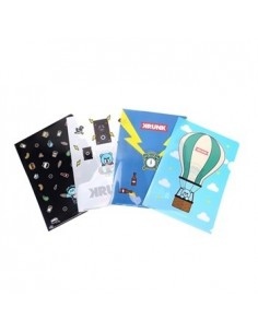 [ YG Official Goods ] KRUNK GALLERY CLEAR FILE