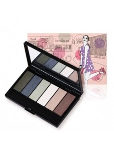[BANILA CO] Multi Eye Palette Shadow [Garosu Aura] 5.2g