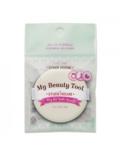 [ETUDE HOUSE] My Beauty Tool Any Air Puff Blue 1p
