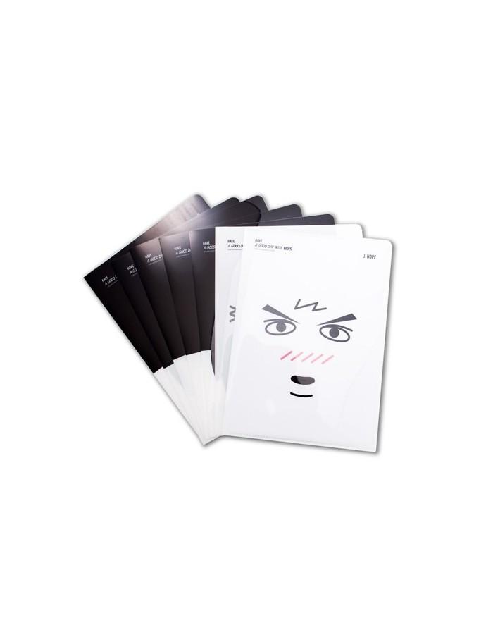 [ BTS Official Goods ] HIPHOP MONSTER : PP Holder (6Kinds)