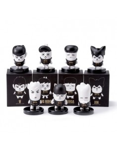 [ BTS Official Goods ] HIPHOP MONSTER : Figure 6cm (7Kinds)