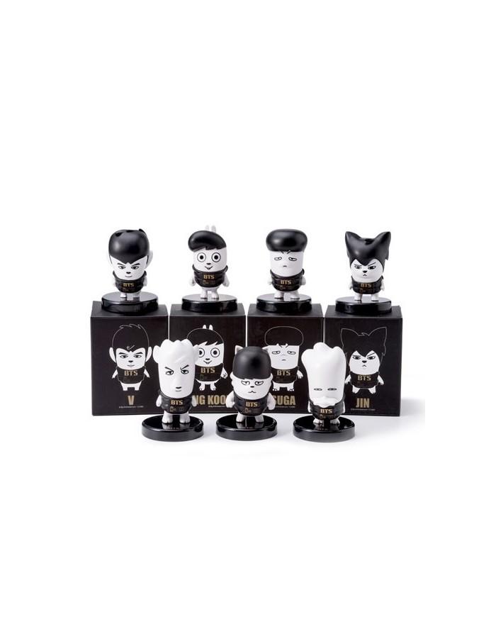 [ BTS Official Goods ] HIPHOP MONSTER : Figure 6cm (7Kinds)