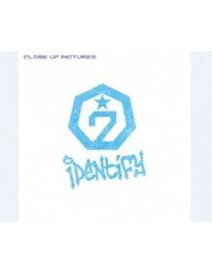 GOT7 1st Album Vol 1 - Identify  CD + Poster  + Polaroid Card (Close-up Version