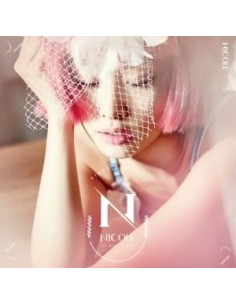 NICOL 1st Mini Album - First Romance CD + Poster + random photocard