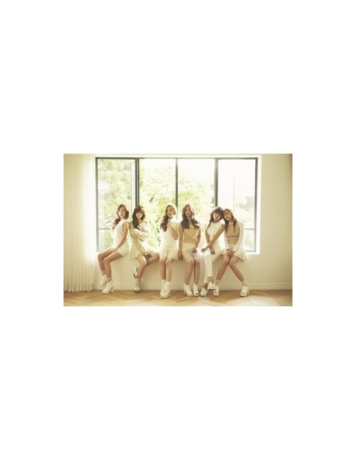 A PINK 5th Mini Album PINK LUV CD + Poster