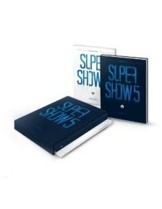 [SM Official Goods] Super Junior - Super Show 5 Photobook
