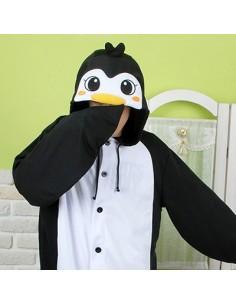 [PJB191] Animal Pajamas - Black Penguin
