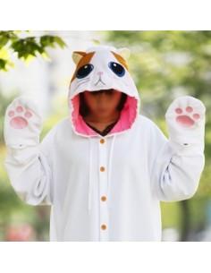 [PJA116] Animal Pajamas - EXOTIC CAT