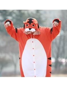 [PJA117] Animal Pajamas - TIGER