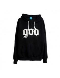 [god Official Goods] god 15th Anniversary Reunion Tour Goods - Hoodie Zip-up