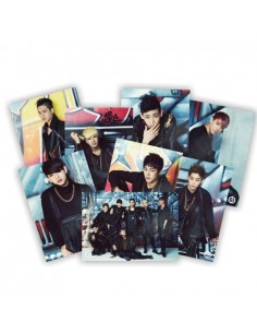 [JYP Official Goods] GOT7 POP-UP STORE GOODS - Clear File