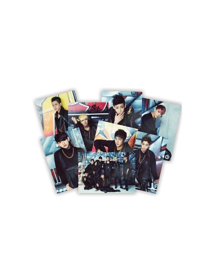 [JYP Official Goods] GOT7 POP-UP STORE GOODS - Clear File