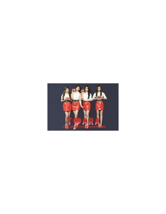 Tara T-ARA - Small Apple - CD+DVD