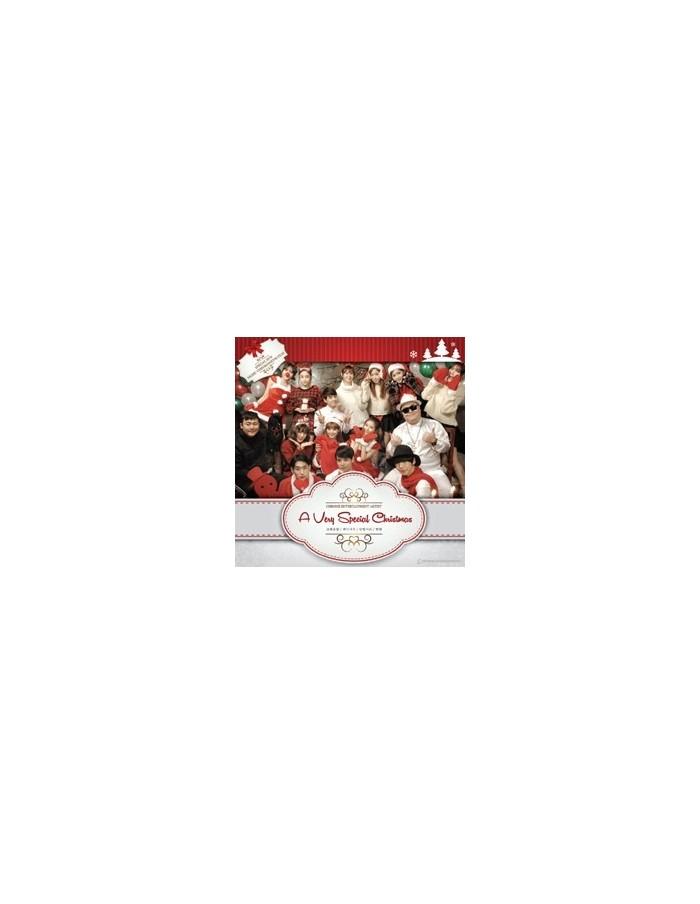 2014 Chrome Family - A Very Special Christmas [CD+DVD]