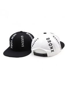 [CAP390] Cotton Newyork City ( 2COLORS )