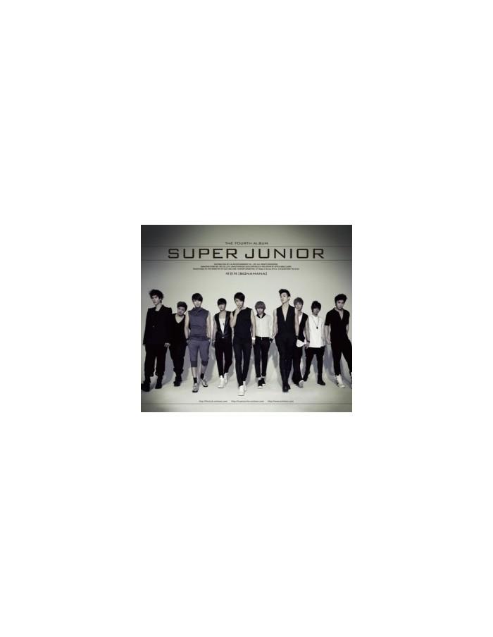 SUPER JUNIOR BONAMANA 4th Repackage Album