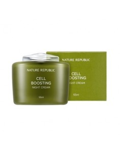 [ Nature Republic ] Cell Boosting Night Cream 55ml