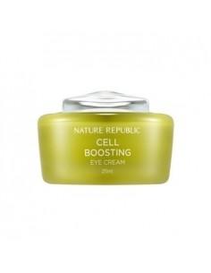 [ Nature Republic ] Cell Boosting Eye Cream 25ml