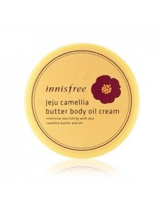[INNISFREE] JEJU Camellia Body Oil Cream 200ml