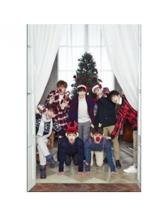 BTOB Winter Special Album - THE WINTER'S TALE CD+ Poster