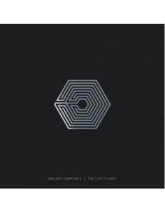 EXO Concert Album - EXOLOGY CHAPTER 1 : The Lost Planet  (Normal Version)