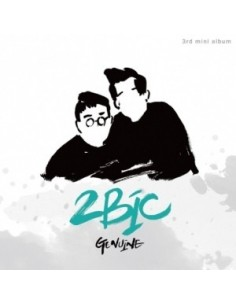 2Bic 3rd Mini Album - GENUINE CD