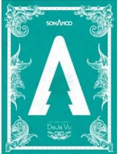 Sonamoo 1st Mini Album - DEJA VU (Normal) CD + Poster